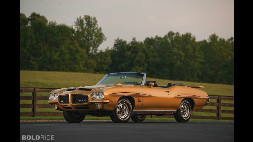 Pontiac GTO Judge Convertible