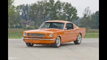 Ford Mustang Restmod - Orange