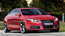 Leaked Document Reveals Yet More Details on New Audi A7