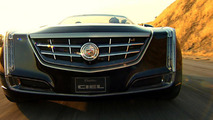 Cadillac Ciel Concept debuts Pebble Beach 19.08.2011