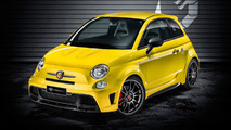 Abarth 695 Biposto Record arrives in the UK with 190 PS