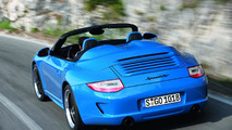 2011 Porsche 911 Speedster revealed [video]