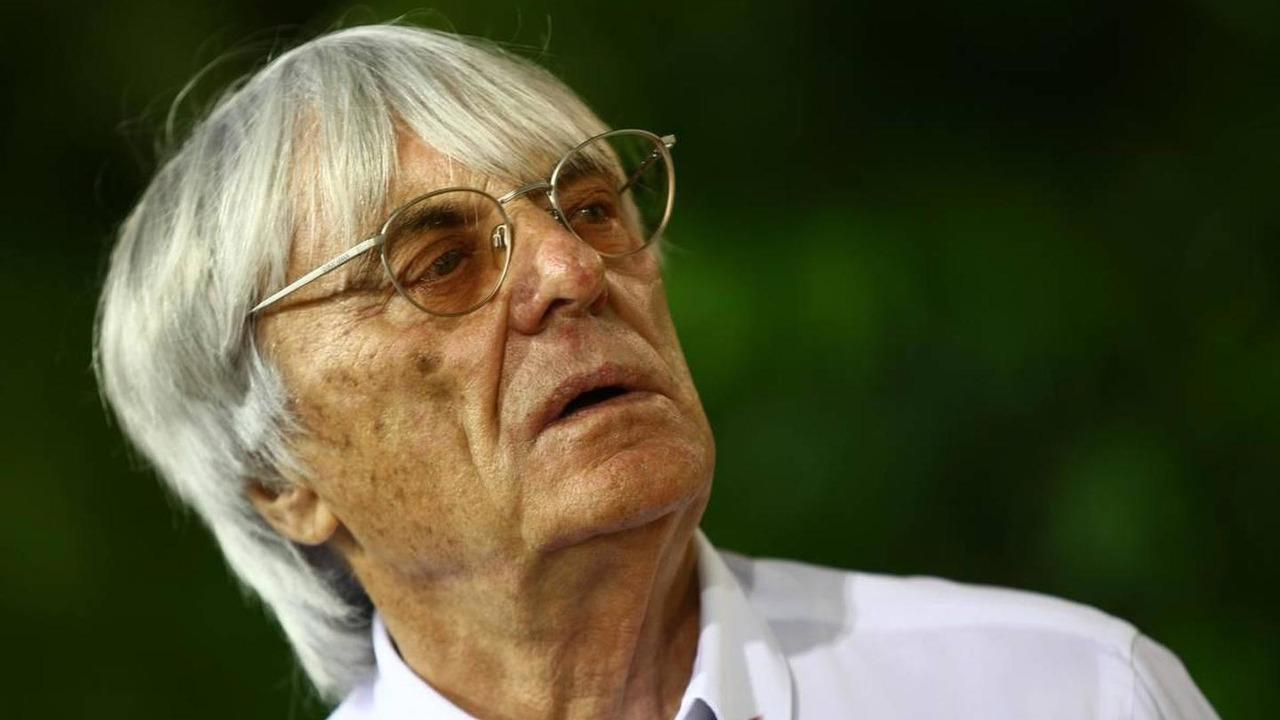 Bernie Ecclestone (GBR) - Formula 1 World Championship, Rd 15, Singapore Grand Prix, 25.09.2010