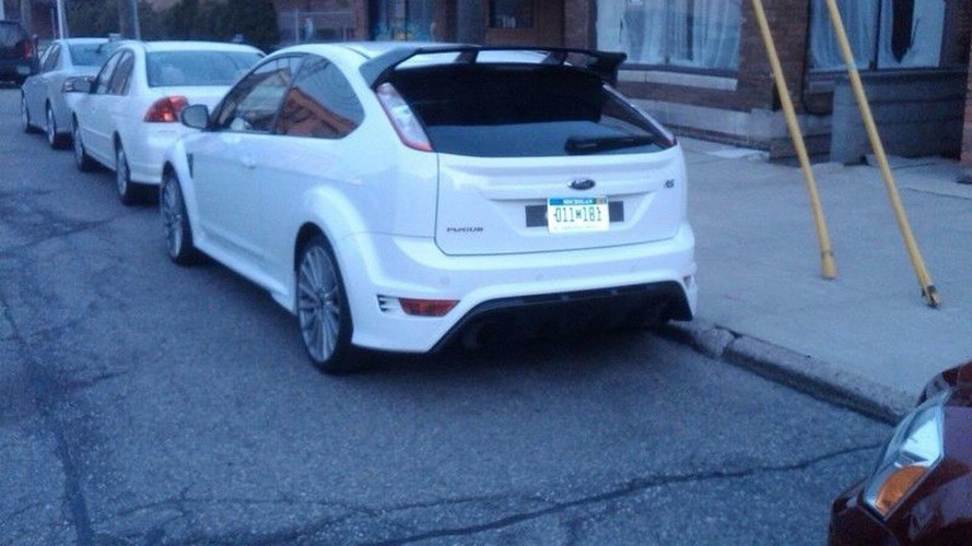 US plans to receive Ford Focus RS Canceled