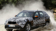 BMW X1 Production Prototype