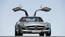 2010 Mercedes SLS AMG