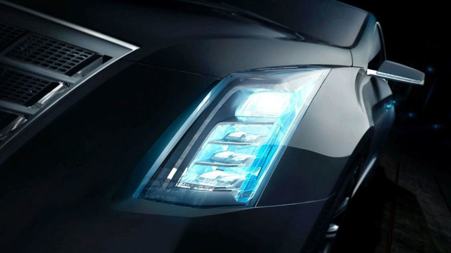 New Cadillac Concept Teased, CTS-V Coupe to Debut in Detroit