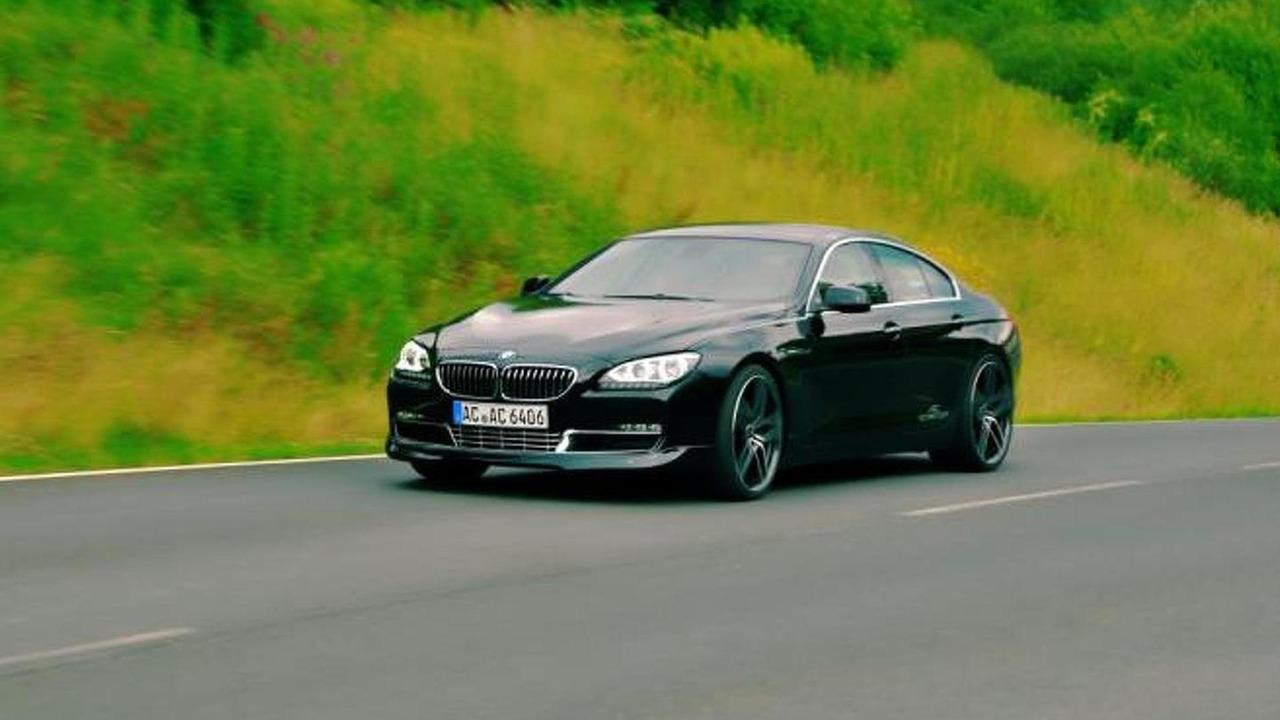 AC Schnitzer BMW 6-series Gran Coupe 11.7.2012