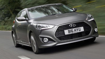 Hyundai Veloster Turbo SE priced at 21,995 pounds (UK)