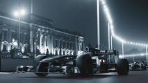 Santander vison possible London Grand Prix circuit