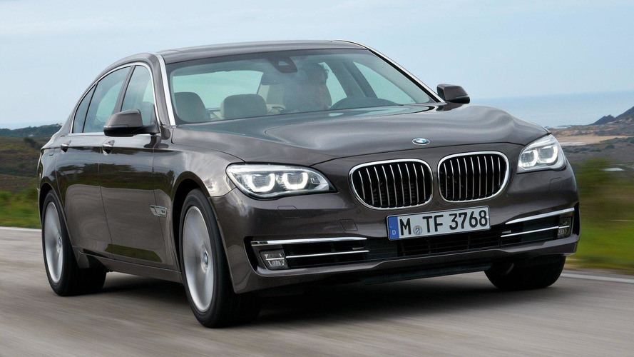 2016 BMW 7-Series could lose the V12 engine - report