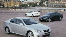All New Lexus IS250 Launched in Australia