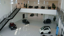 smart-BRABUS GmbH opens headquarters in Bottrop