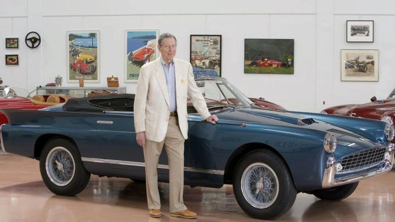 1956 Ferrari 250 GT Boano Convertible