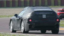 Ferrari Dino Spied Testing Again