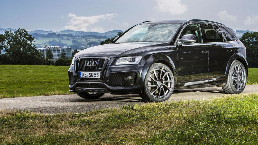 ABT tunes the Audi SQ5 to 360 HP