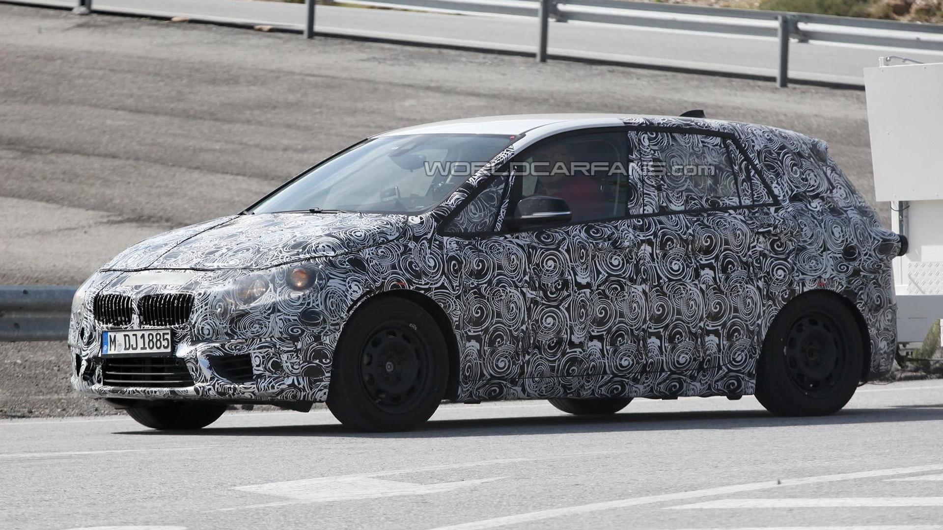 BMW planning next-gen front-wheel drive 1-Series frugal versions - report