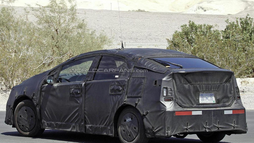 2015 Toyota Prius to have revolutionary design, better batteries and more efficient gasoline engine