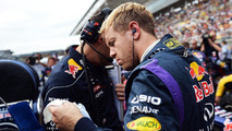 'No interest' in stopping boos on Twitter - Vettel