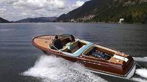 Ferruccio Lamborghini's Riva Aquarama beautifully restored