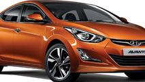 2014 Hyundai Avante / Elantra officially revealed