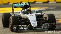 GP du Japon - Qualifications : Rosberg devance Hamilton de... 82 cm !