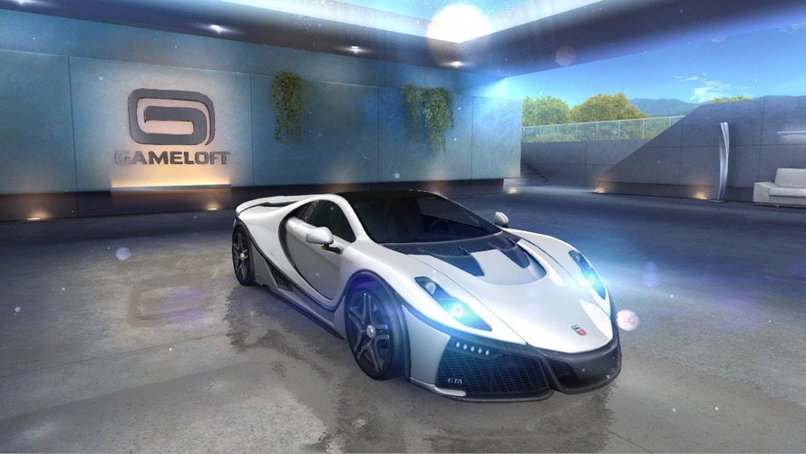New GTA Spano now available in Asphalt 8: Airborne