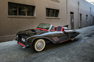 The First Ever Batmobile Comes Up for Auction