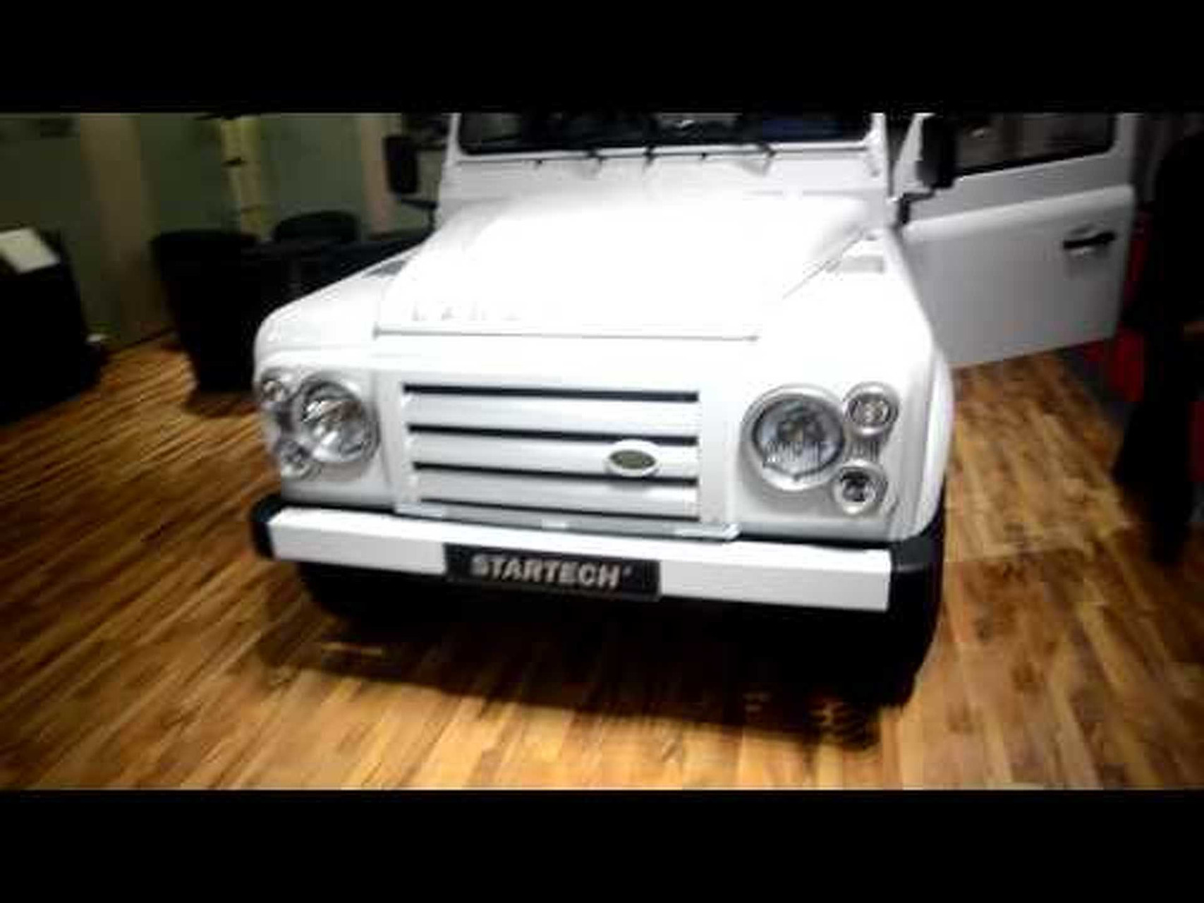 STARTECH at Essen Motor Show 2010