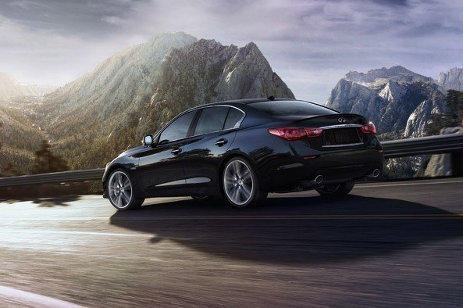 To Infiniti and Beyond: Q50 Looking to Thrust Into Mid-Size Luxury Stardom