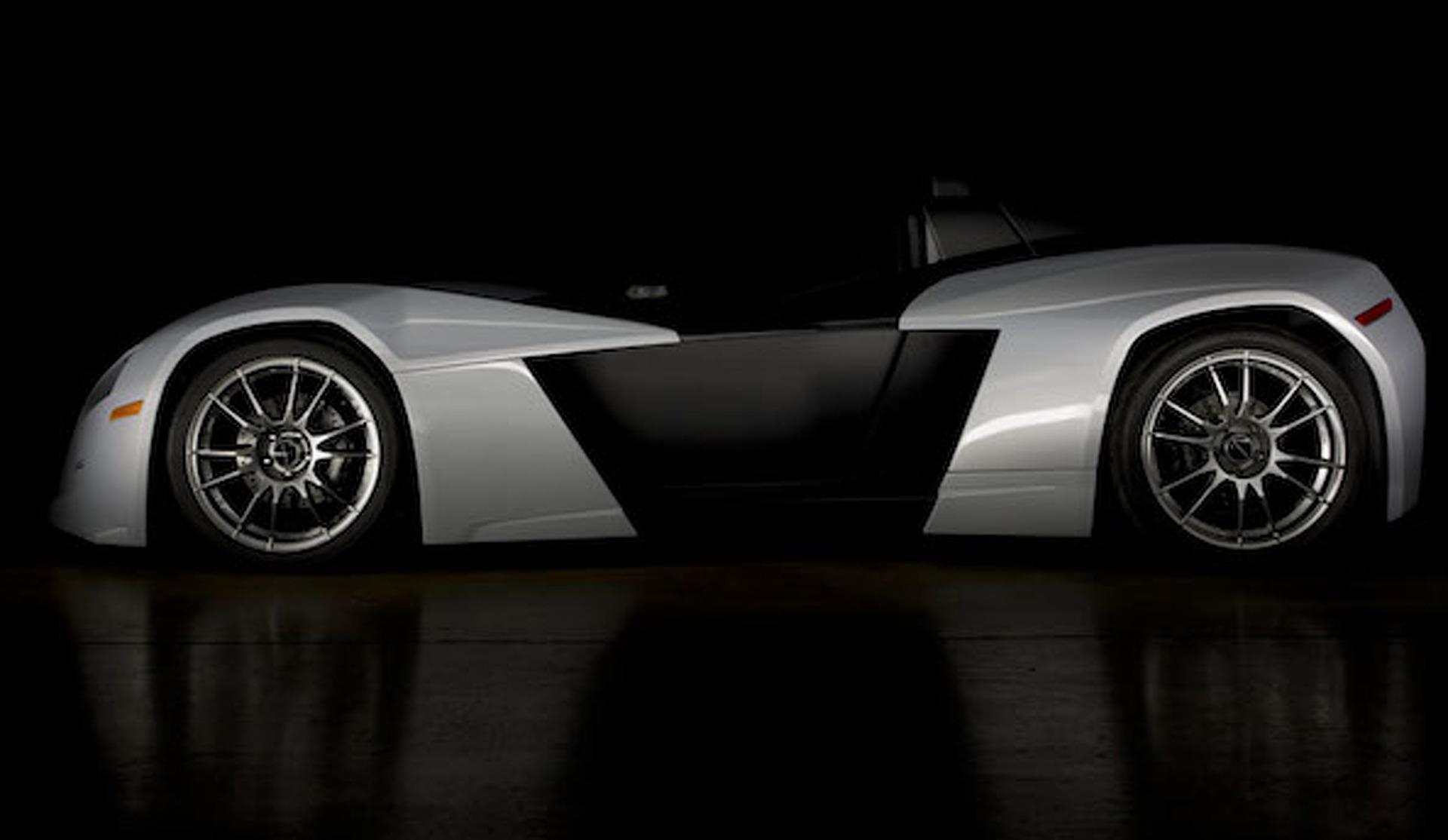 Magnum MK5 Track Car Makes World Debut in South Florida