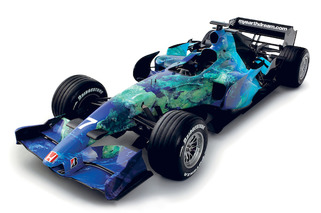 "Honda F1 ""Earth Car"" Debuted 7 Years Ago Today"