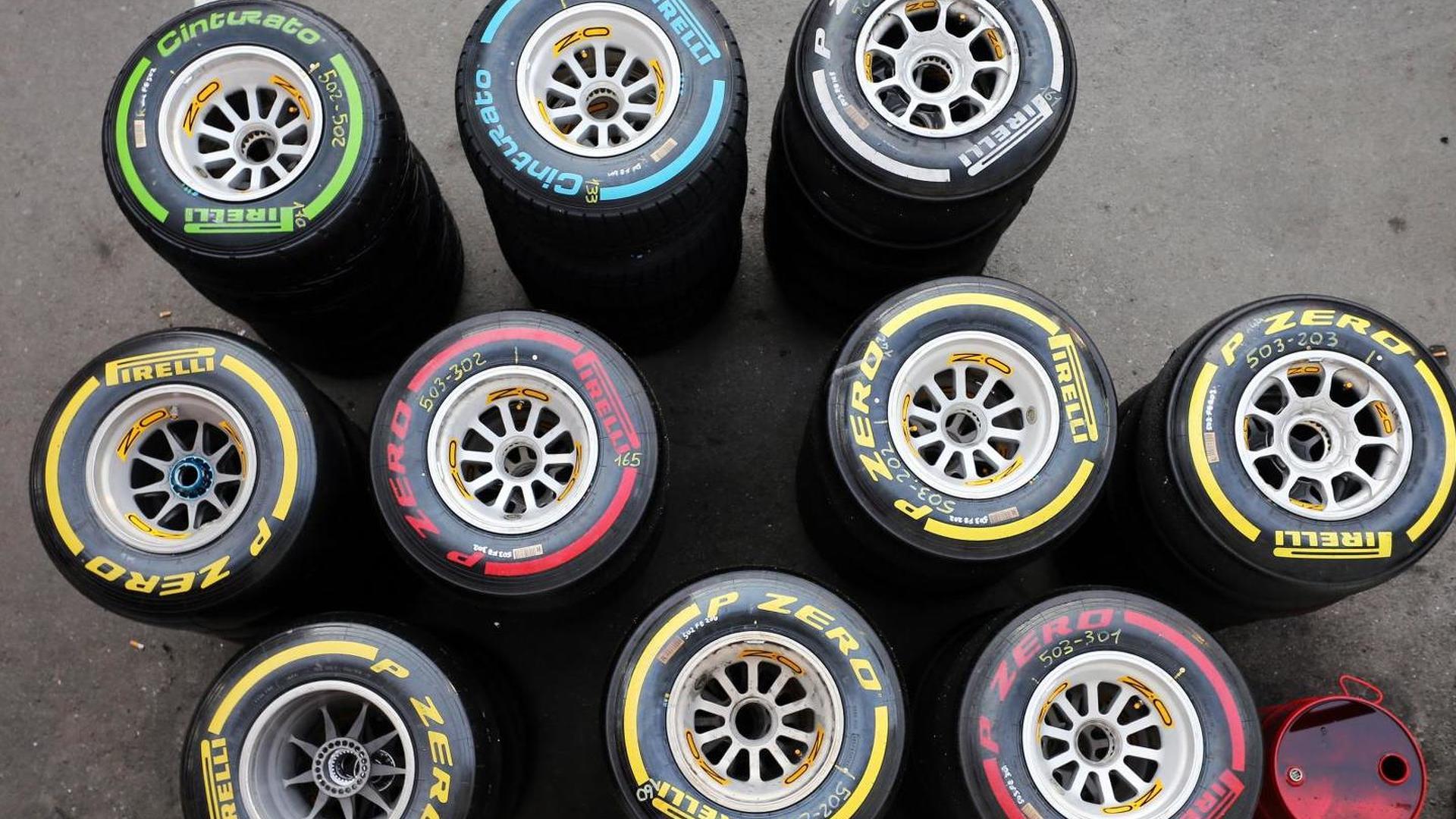 2015 Pirelli tyres 'not spectacular' - Hamilton