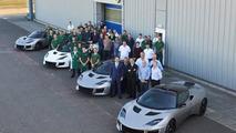Lotus Evora 400 headed to dealerships