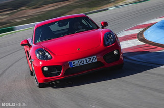 Porsche Cayman GT3 Under Consideration