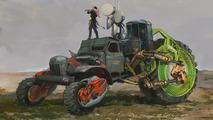 Daniyar Kdyrov Russian Monster Cars