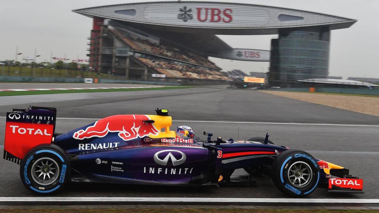 Daniel Ricciardo (AUS), 19.04.2014, Chinese Grand Prix, Shanghai / XPB