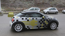 2014 MINI E Race Coupe spy photo