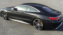 Mercedes S63 AMG Coupe by G Power