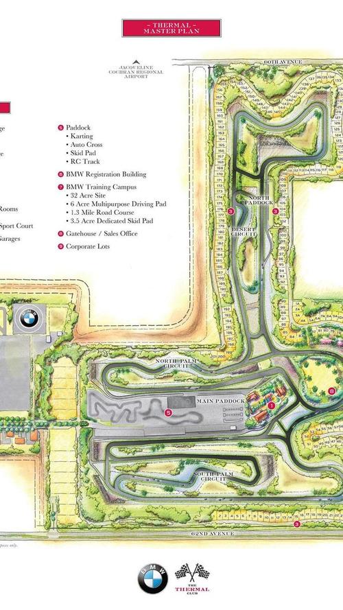 BMW Performance Center coming to La Quinta, California