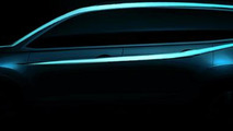 2016 Honda Pilot teased ahead of Chicago Auto Show debut