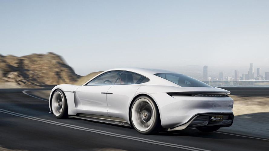 Porsche wants Mission E's fast charger to be adopted by other manufacturers