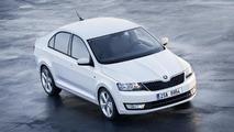 2013 Skoda Rapid officially revealed for Europe