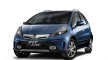 2013 Honda FIT twist 23.10.2012