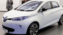 2013 Renault Zoe electric production version leaked photo, 625, 29.02.2012