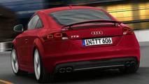 Audi TT-S Leaked Ahead of Detroit