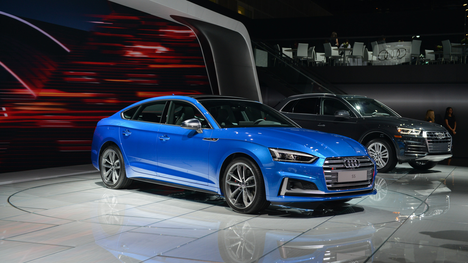 2018 Audi S5 Sportback Debuts In L A Ahead Of Launch