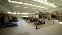 VIDÉO – Revivez la construction de la nouvelle usine Pagani