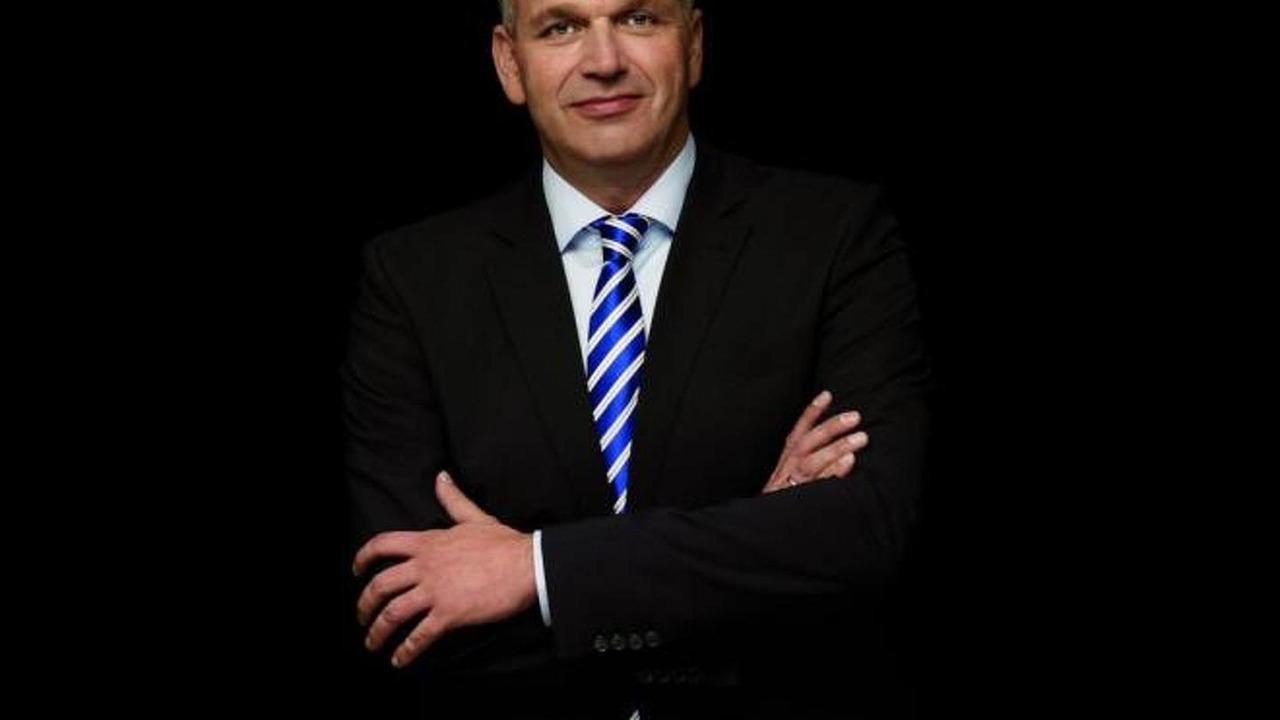 Juergen Stackmann - new Seat chief 16.04.2013