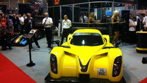 Radical Xtreme Coupe RXC at Autosport International 2013